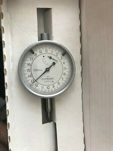 Slightly Used Compac Dial Indicator 0 001mm Resolution