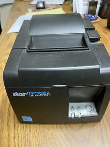 Star Tsp100iii Receipt Printer Lan With Power Cord