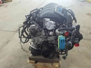 Engine Motor 5 3l Opt L83 Complete Drop Fits 14 19 Silverado 1500 Pickup 717831
