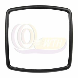 1pc Black Truck Mirror For 2002 2018 International Durastar 4300 Wide View