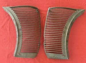 1938 Ford Deluxe Convertible Coupe Sedan Car Grille N o s New Old Stock Rat Rod