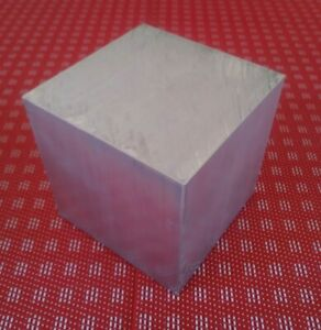 4 X 4 X 4 Aluminum 6061 New Solid Plate Flat Bar Stock Mill Block Mt