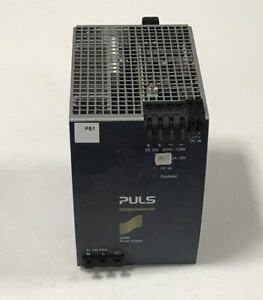 Puls Dimension Qs20 Power Supply 24 28vdc 20 17 1 A Out 1 Each