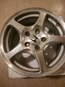 Honda S2000 Wheels Oem16 Rims No Tires Will Also Will Fit 97 98 99 Prelude