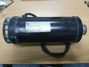 Dumore Permanent Magnet Motor 1 Hp 7950 9500 Rpm 90 Vdc 15 A From Prolight Cnc
