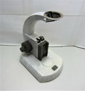 Zeiss Microscope Frame Assembly No Head Stage Optics