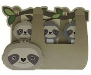 sloth Sticky Memo Tabs Fun Paper Pads Novelty Note Paper Funny Bookmarker Kids