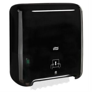 Tork Elevation Matic Roll Towel Dispenser black 1 Ea