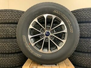 Ford F150 F 150 New Takeoff 18 Wheels Rims 275 65r18 Michelin Primacy Xc Tires