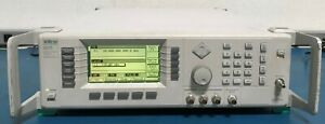 Anritsu wiltron 68347b 2a 11 16 Sweeper signal Generator 10mh 20ghz