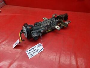 94 95 Ford Mustang Lx Gt Tilt Steering Column Ignition Housing Clockspring Assy