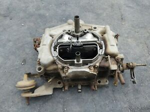 Carter Thermoquad Carburetor 9207s 360 Dodge Chrysler Plymouth Truck