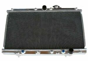 Aluminum Radiator For 1997 2001 Honda Prelude 94 97 Accord 2 2l 2 4l Only