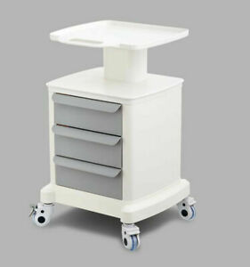 Portable Tool Cart Mobile Trolley Cart Ultrasound Imaging System Scanner Spa