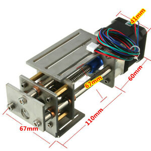 Cnc Z Axis Slide 60mm Diy Milling Linear Motion 3 Axis Engraving Machine 60mm