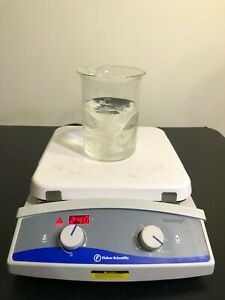 Fisher Scientific Isotemp Hot Plate Magnetic Stirrer 10 x10 11 100 100sh 120v