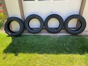 Barely Used Michelin Defender Ltx M s Bsw Tires 275 55 R20 113t Set Of 4