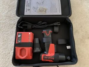 Snap on 1 4 Hex Drive Micro cordless Impact Wrench ct661qc