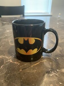 Black Batman Coffee Mug