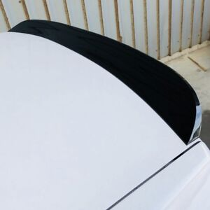 Glossy Black Etl Type Rear Trunk Spoiler Wing For 2001 05 Honda Civic K10 Sedan