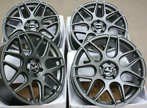 18 Gm Cr1 815kg Alloy Wheels Tyres Fits Lexus Gs Is Ls Rc Rx Models Mazda 5 6