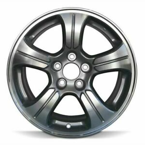 Set Of 4 Wheel Fits 2012 2015 Honda Pilot New 18 Inch Alloy Rims 5 Lug 120mm