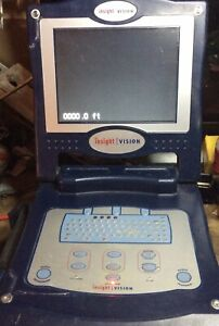 Insight Vision Xpress D2 Sewer Monitor Only No Camera Works