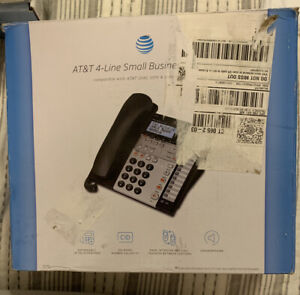 At t 4 line Small Business Phone System 1070 Compatible W 1040 1070 1080