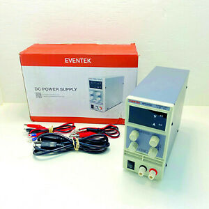 Eventek Dc Power Supply Variable 0 30v 0 5a Kps305d Adjustable Switching