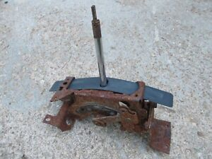 1975 Chevy Monte Carlo Center Console Shifter Assembly 350 400 Auto Transmission