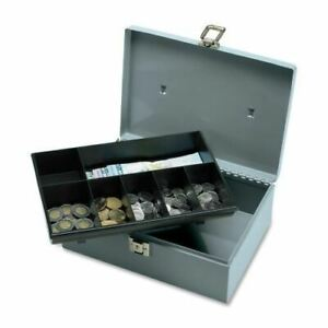 Sparco All steel Cash Box With Latch Lock 15501