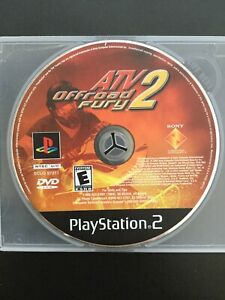 ATV Offroad Fury 2 (Sony PlayStation 2  PS2) Disc Only