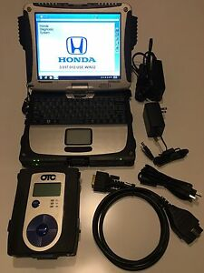 Honda Acura Hds Diagnostic Scanner Kit Mvci Dealer Scan Flash Tool Spx Otc