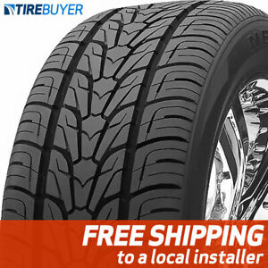 4 New 255 60r17 Nexen Roadian Hp Suv 255 60 17 Tires