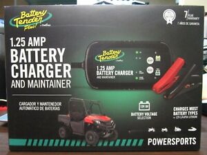 Deltran Battery Tender Plus 1 25 Amp Battery Charger And Maintainer Brand New