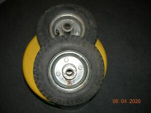 John Deere International Fairbanks Morse hit And Miss Engine Cart Wheels Tires