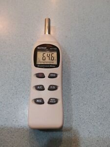 Extech Digital Sound Level Meter Type 407730 Made In China