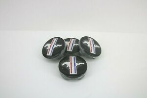 4 X Wheel Center Caps Hub Caps Car Cover Emblem Badge 54mm Fits Ford Mustang h4