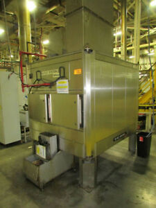 8 000 Cfm Helical Dynamics Mh8000 Oil Mist Collector 2006