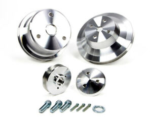 March Performance Sb Chevy Pulley Set