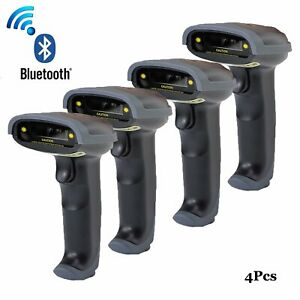 Lot Portable Bluetooth Wireless Laser Usb Barcode Scanner Scan Gun Label Reader