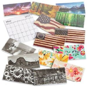1 2021 2022 Two Year Planner Pocket Calendar 2 Year Assorted Styles Free Ship