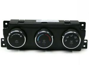 2009 2012 Dodge Ram 1500 Oem Ac Heater Climate Control Unit With Rear Defrost