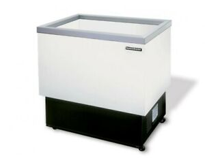 Hussmann Sm 110 New Reach In Freezer Self contained Open Top Low Temp