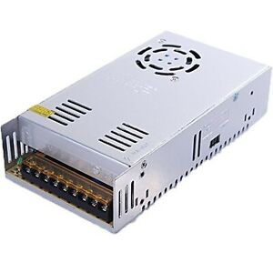 Bmouo 12v 30a Dc Universal Regulated Switching Power Supply 360w For Cctv Ra