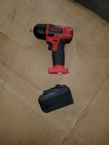 Snap On Ct8810b 18v Cordless 3 8 Impact Wrench