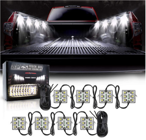 Led Truck Bed Lights Kit Leds Truck Cargo Pickup Bed Lighting Kit With Switch