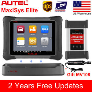 Autel Ms906bt Ms906ts Mk908 Ms908s Elite Im608 Im508 Obd2 Auto Diagnostic Tool
