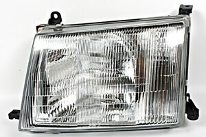 Toyota Land Cruiser Fj100 Hzj105 Headlight Driver Side Left Lh 1998 2004