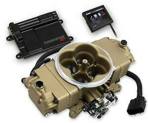 Holley Terminator Stealth Efi Fuel Injection Systems 550 444